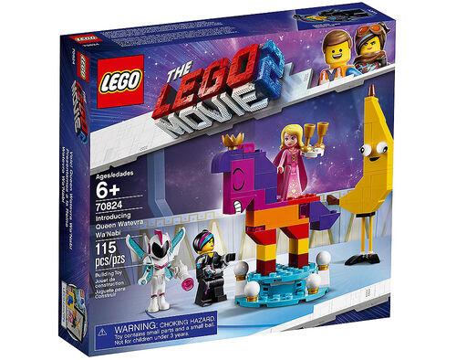 APRESENTAÇÃO DA RAINHA LEGO WATEVRA WA'NABI image number 0