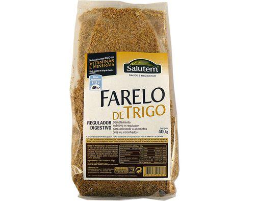 FARELO SALUTEM TRIGO 400G image number 0