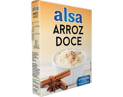 ARROZ ALSA DOCE 125G image number 0