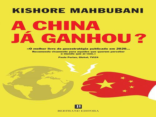 LIVRO A CHINA JÁ GANHOU? DE KISHORE MAHBUBANI image number 1
