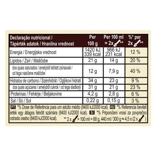 GELADO PINT MAGNUM WHITE CHOCOLATE/COOKIES 440ML image number 2