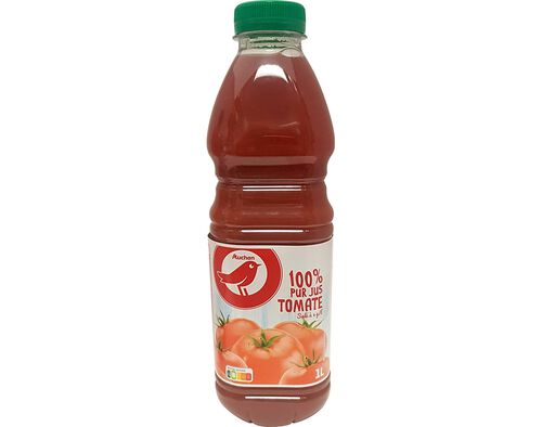 SUMO AUCHAN 100% TOMATE 1L image number 0