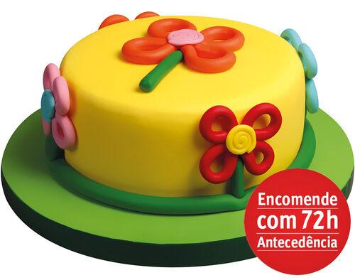 BOLO CAKE DESIGN Nº16 KG FABRICO PRÓPRIO image number 0