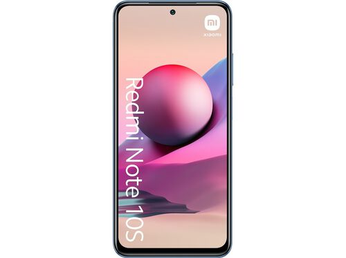 SMARTPHONE XIAOMI REDMI NOTE 10S 6GB 128GB AZUL image number 0
