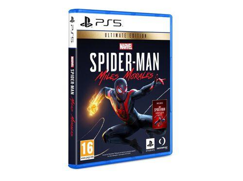 JOGO MARVEL'S SPIDERMAN PS5 ULTIMATE image number 0