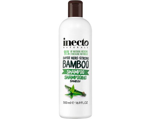 CHAMPO INECTO NATURAL BAMBOO 500ML image number 0