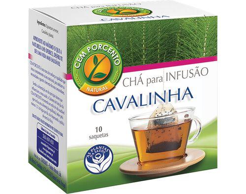 CHÁ CEM PORCENTO CAVALINHA 10 SAQ image number 0