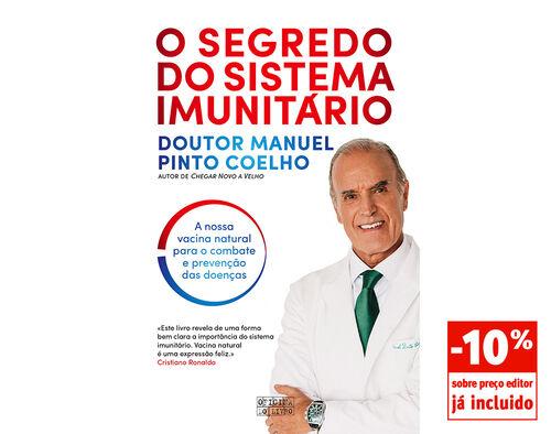 LIVRO O SEGREDO DO SISTEMA IMUNITÁRIO: DR. M. PINTO COELHO image number 1