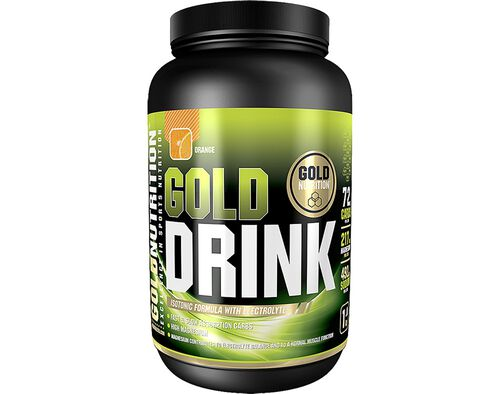 SUPLEMENTO GOLDNUTRITION GOLD DRINK FRUTOS TROPICAIS 1KG image number 0