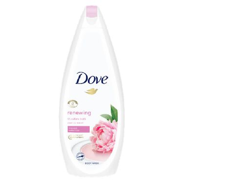 GEL DE BANHO DOVE PEONY AND ROSE 750ML image number 0