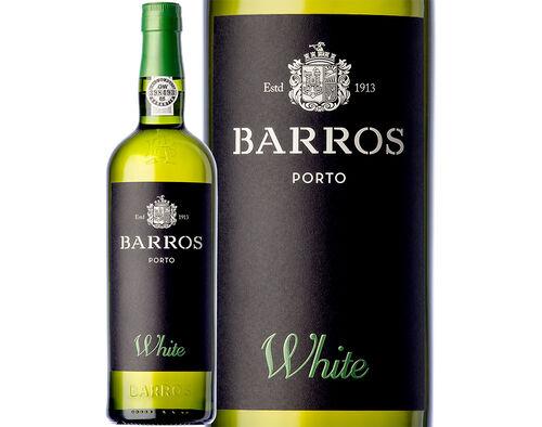 VINHO BARROS PORTO BRANCO 0.75L image number 0