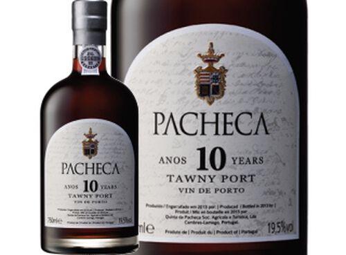 VINHO PACHECA PORTO 10 ANOS 0.75L image number 0