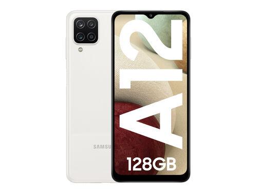 "SMARTPHONE SAMSUNG GALAXY A12 4GB 128GB 6.5""BRANCO image number 0"