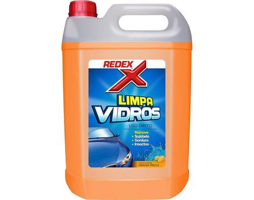 LIMPA VIDROS REDEX LARANJA 5 L image number 0