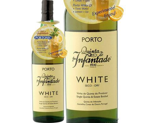 VINHO QUINTA DO INFANTADO PORTO WHITE 0.75L image number 0