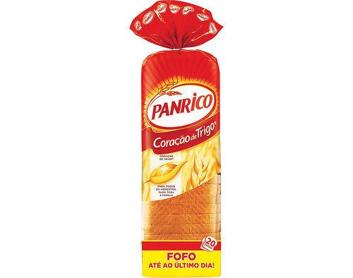 PAO DE FORMA PANRICO ECONOMICO 500 G image number 0
