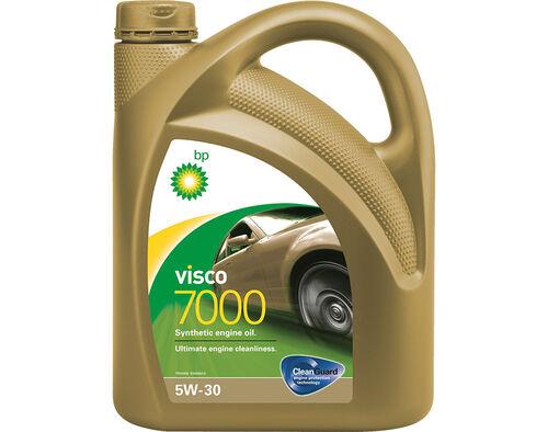 LUBRIFICANTE BP VISCO 7000 5W30 4LTS image number 0