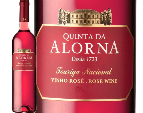 VINHO QUINTA DA ALORNA ROSÉ 0.75L image number 0