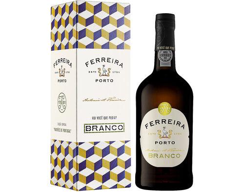 VINHO FERREIRA PORTO BRANCO 0.75L image number 0
