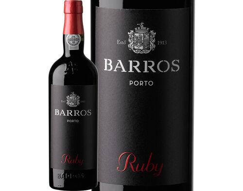 VINHO BARROS PORTO RUBY 0.75L image number 0