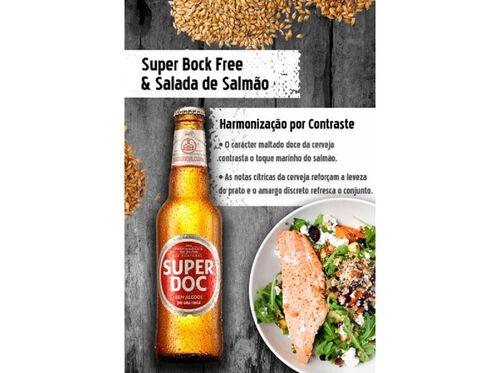 CERVEJA SUPER BOCK SEM ÁLCOOL 6X0.33L image number 2