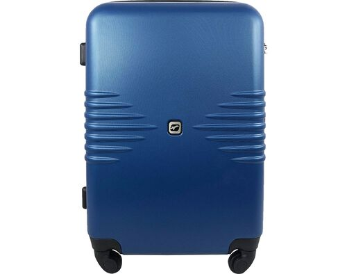 TROLLEY ABS AIRPORT AZUL 4R 60 CM image number 0