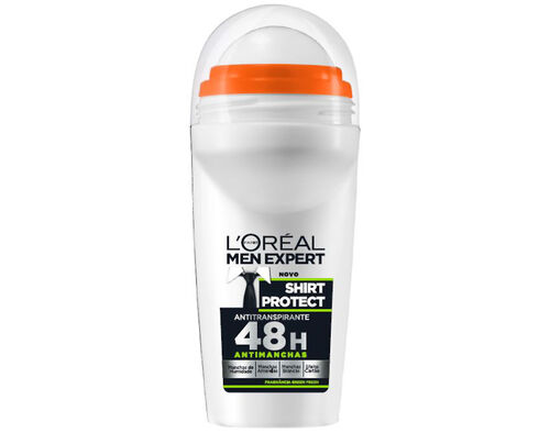 DEO ROLL ON MEN EXPERT SHIRT PROTECT 50 ML image number 0