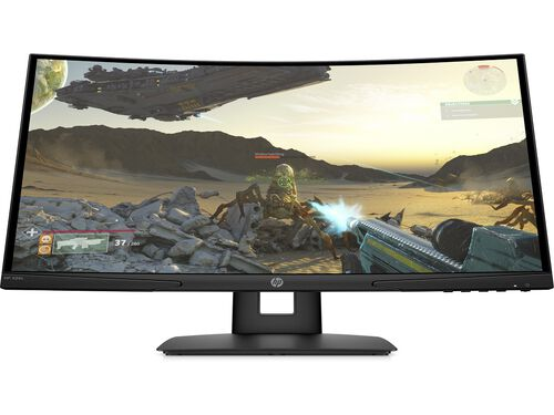 """MONITOR HP 24"""" HP X24C CURVED image number 0"""