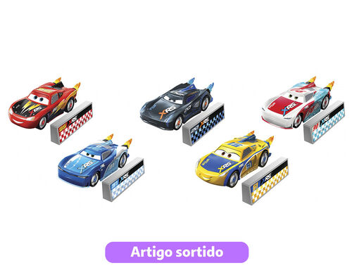 DISNEY PIXAR CARS XTREME RACING SORTIDO image number 0