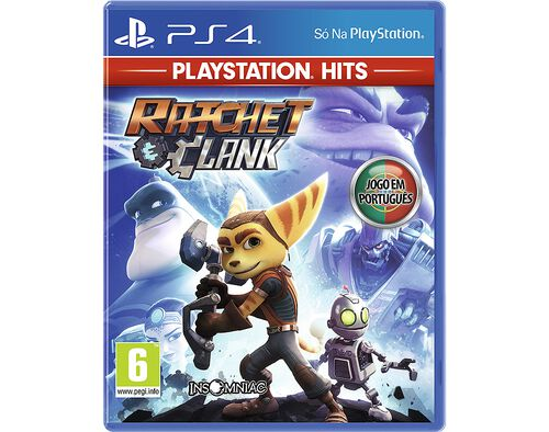 JOGO RATCHET&CLANK HITS PS4 image number 0