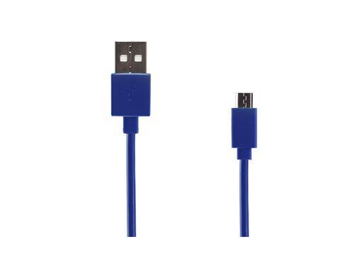 CABO MICRO-USB QILIVE 2.1A QILIVE AZUL1 2M 600039604 image number 0