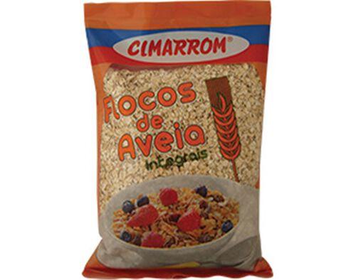 FLOCOS CIMARROM AVEIA INTEGRAL 400G image number 0
