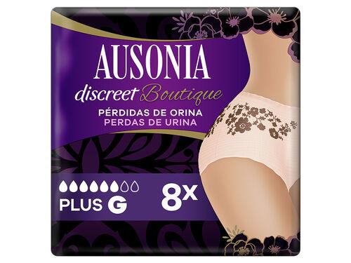 CUECAS INCONTINÊNCIA AUSONIA DISCREET PANTS BOUTIQUE 8UN L image number 0