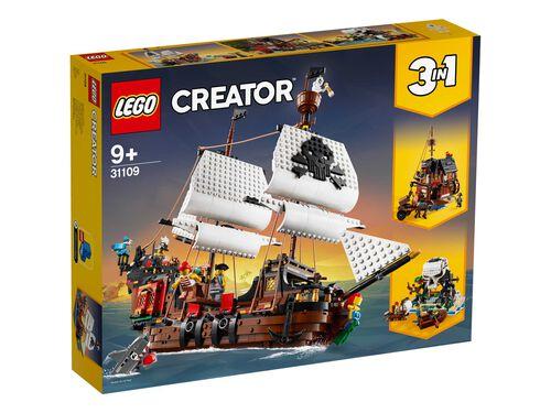 BARCO PIRATA LEGO CREATOR image number 0
