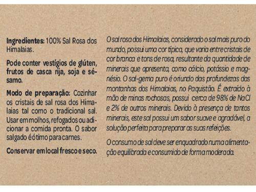 SAL SALUTEM ROSA HIMALAIAS FINO 240G image number 1