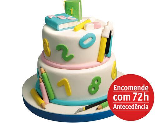 BOLO CAKE DESIGN FABRICO PRÓPRIO Nº6 KG image number 0