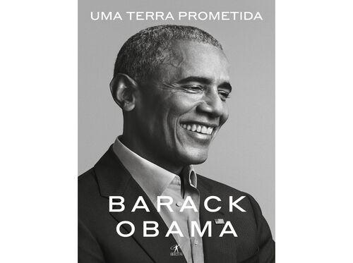 LIVRO UMA TERRA PROMETIDA DE BARACK OBAMA image number 1