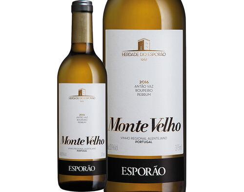 VINHO MONTE VELHO BRANCO 0.375L image number 0