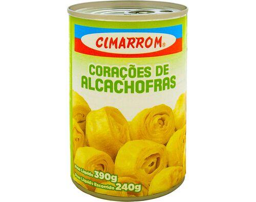 ALCACHOFRAS CIMARROM CORACÕES 390G image number 0