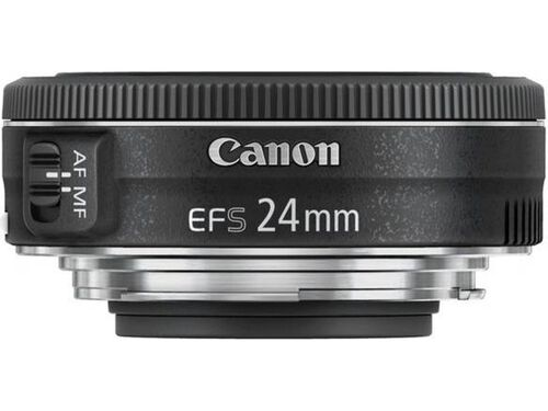 OBJECTIVA CANON EF-S 24MMF/2.8 STM 9522B005AA image number 0