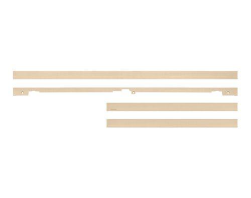 """MOLDURA P/TV SAMSUNG VG-SCFT65BE BEGE 65"""" image number 2"""