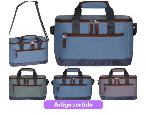 SACO TERMICO COOLER BAG 10LTR 3ASS CLR image number 0