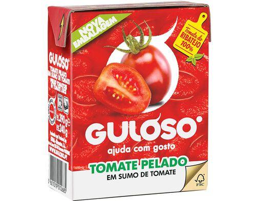 TOMATE GULOSO PELADO TETRA 390G image number 0