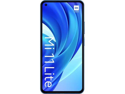 SMARTPHONE XIAOMI MI 11 LITE AZUL 6GB 128GB image number 5