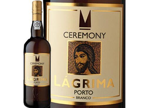 VINHO CEREMONY PORTO LÁGRIMA BRANCO 0.75L image number 0