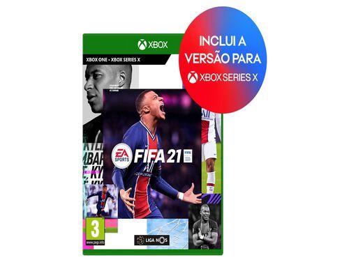 JOGO FIFA 21 XONE image number 0