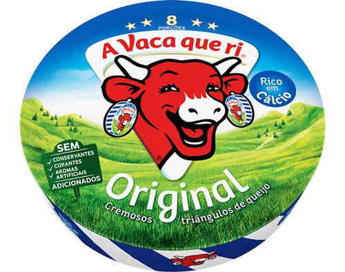 QUEIJO A VACA QUE RI 8 PORCOES 140G image number 0