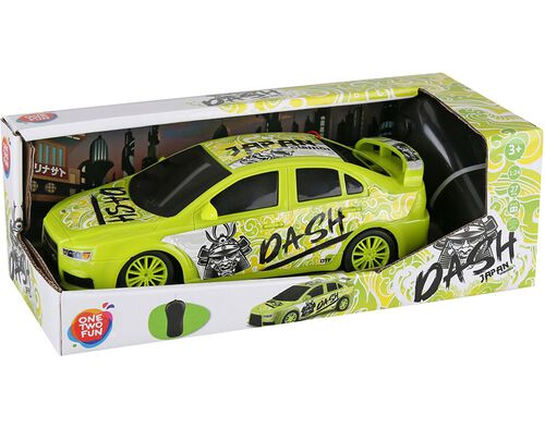 CARRO R/C ONE TWO FUN 2 CANAIS image number 0