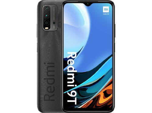 SMARTPHONE XIAOMI REDMI 9T 4GB 128GB GREY MZB08CEEU image number 0