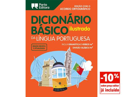 DICIONARIO BASICO ILUSTRADO LINGUA PORTUGUESA PQ image number 0